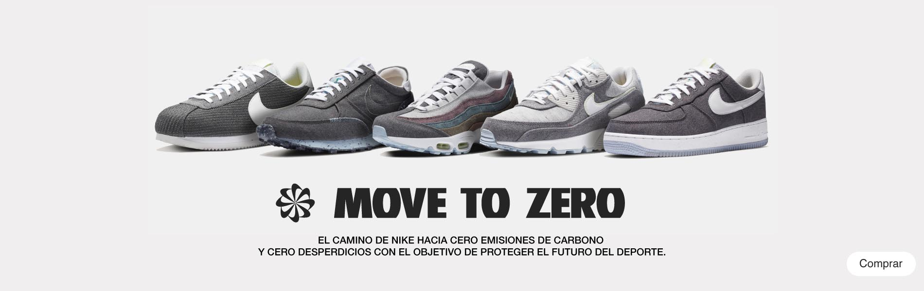 NIKE SP MOVE TO ZERO