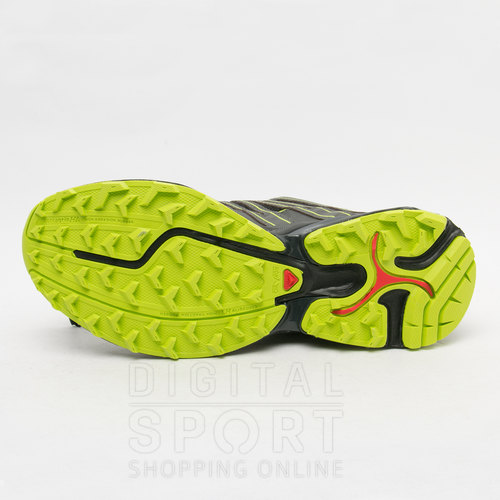 zapatillas hombre salomon - xt taurus - trail running gimnasio