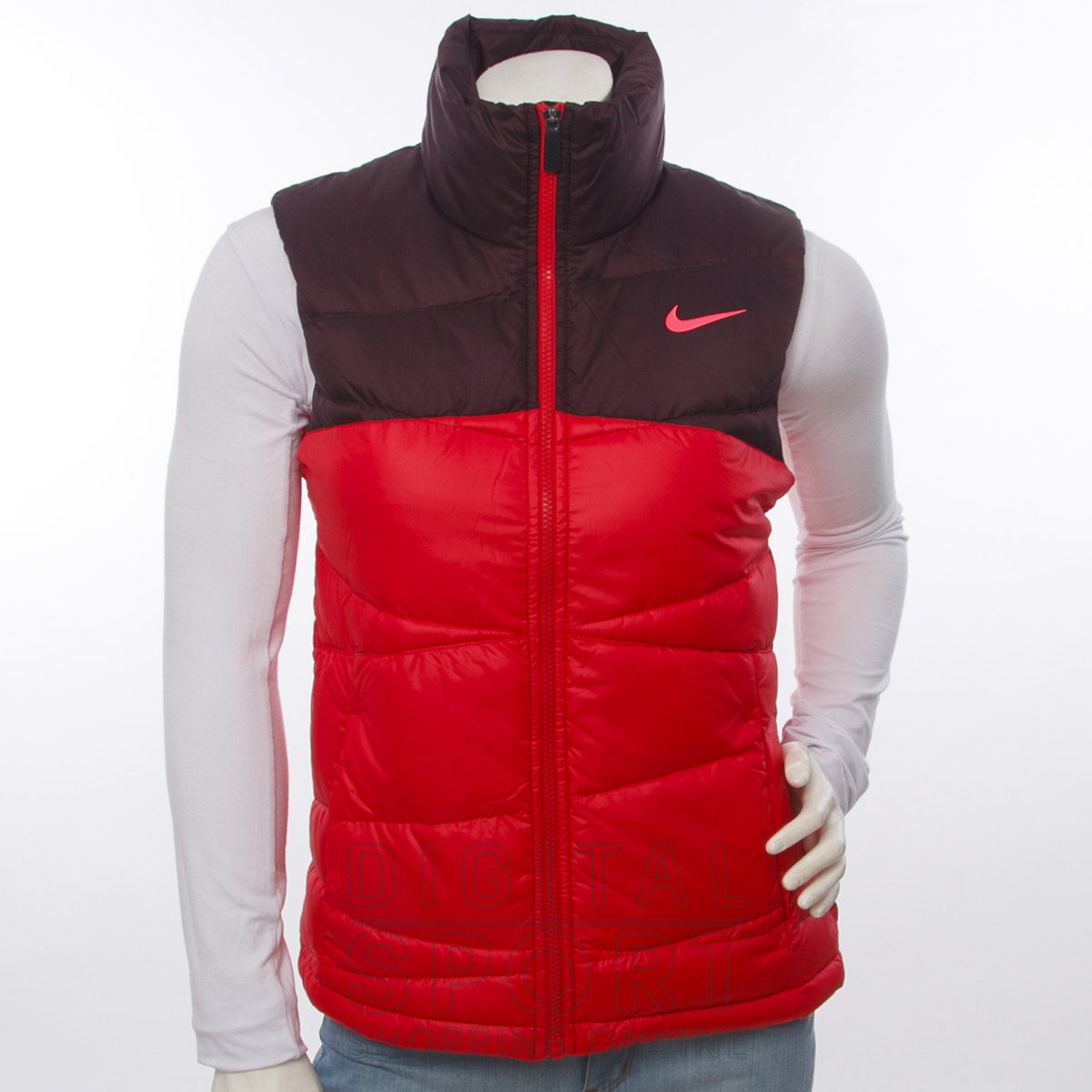 chaleco nike mujer