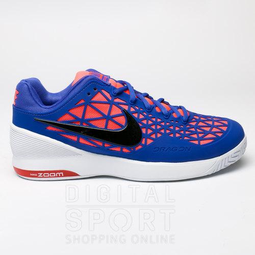 Zapatillas Tenis Para 2 De Cage Hombre Nike En Zoom 8W8UrBPS