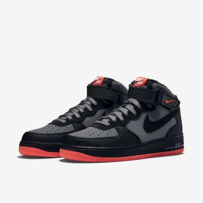 Air Mid Force Botas Nike 1 07 oQeWrdCxB