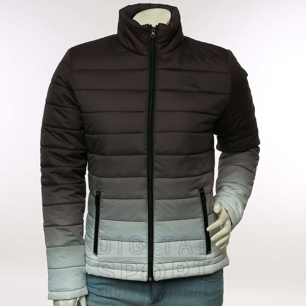 campera adidas inflable hombre