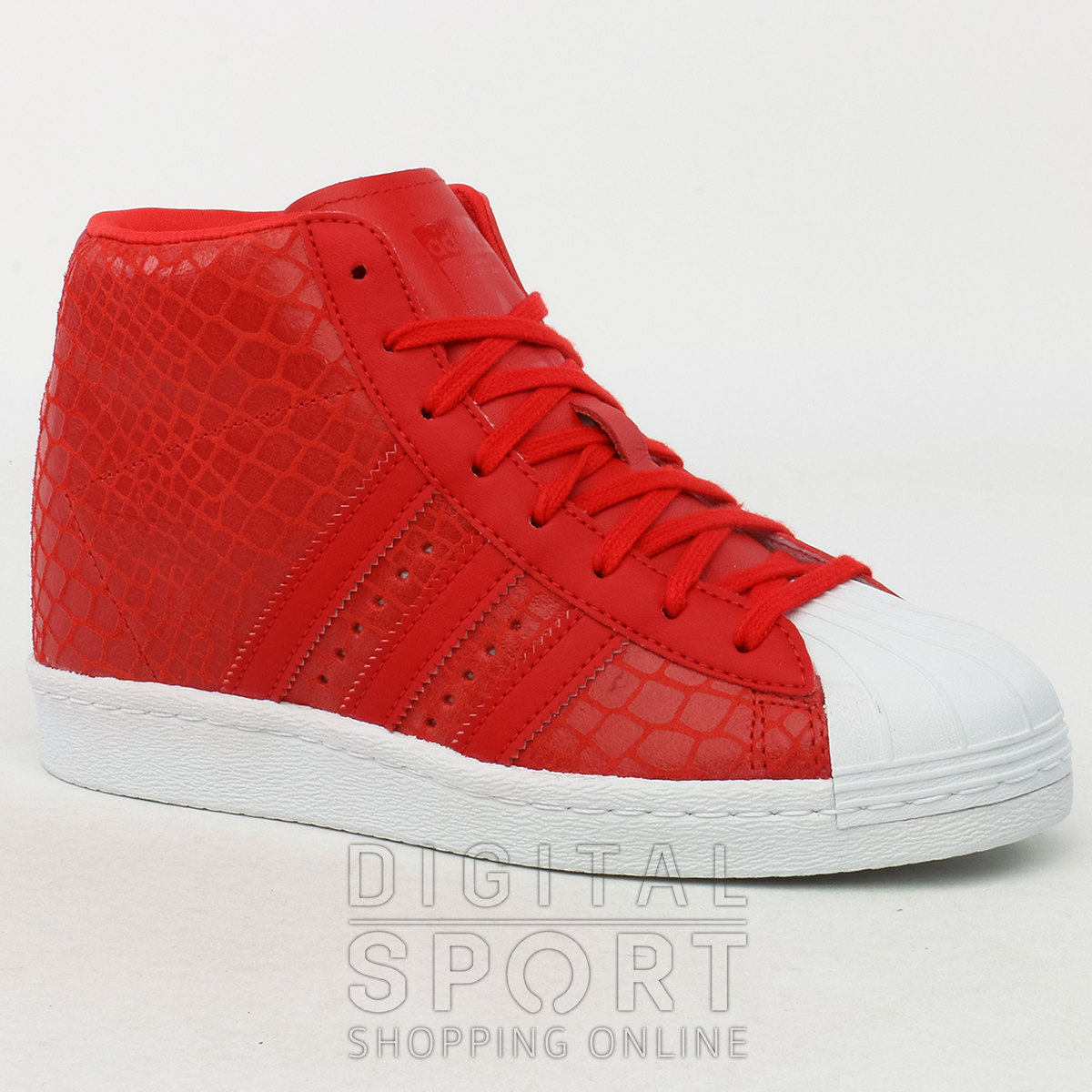 zapatillas mujer rojas adidas