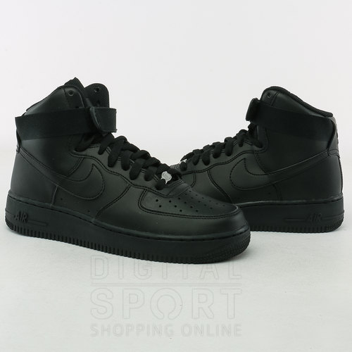 zapatillas nike air force one high botitas