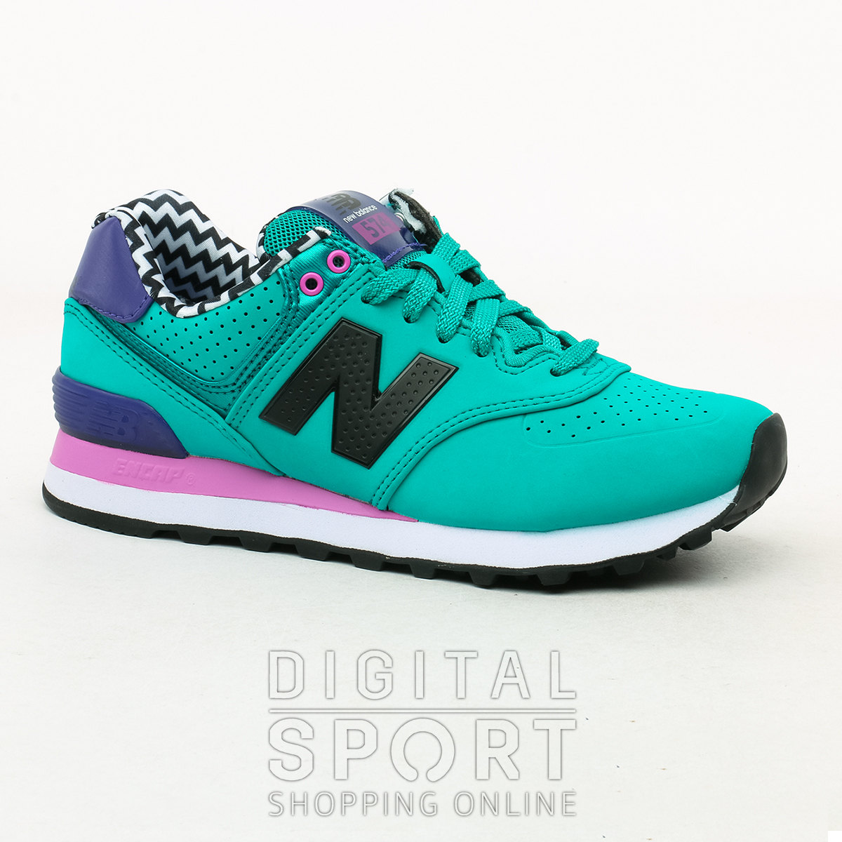 zapatillas new balance verde