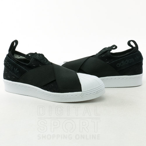 new arrival 85e35 b3909 ZAPATILLAS SUPERSTAR SLIP ON