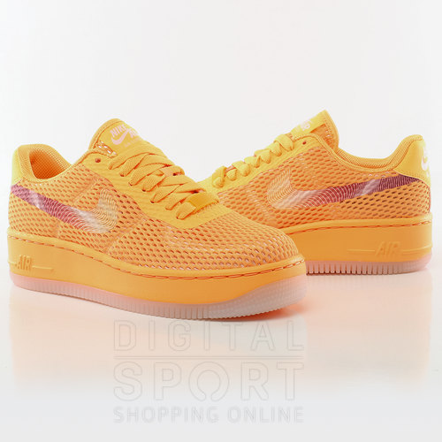nike air force naranja