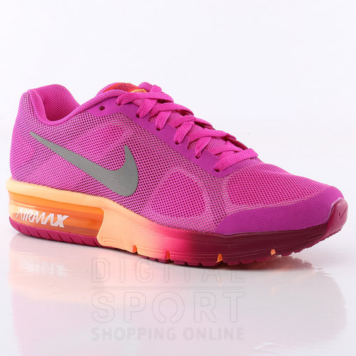 Nike Air Max Sequent rosa
