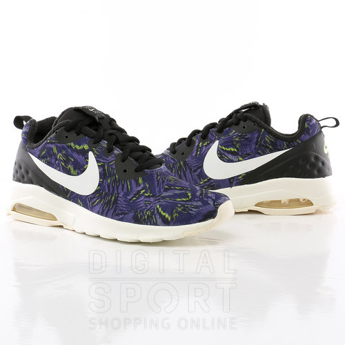 zapatillas nike air max motion azul