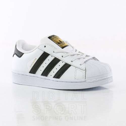 126238b65 ZAPATILLAS SUPERSTAR FOUNDATION KIDS EN ZAPATILLAS ADIDAS PARA NIÑO ...