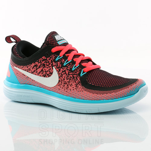 detailed look 3a4bb c5411 ZAPATILLAS WMNS FREE RN DISTANCE 2