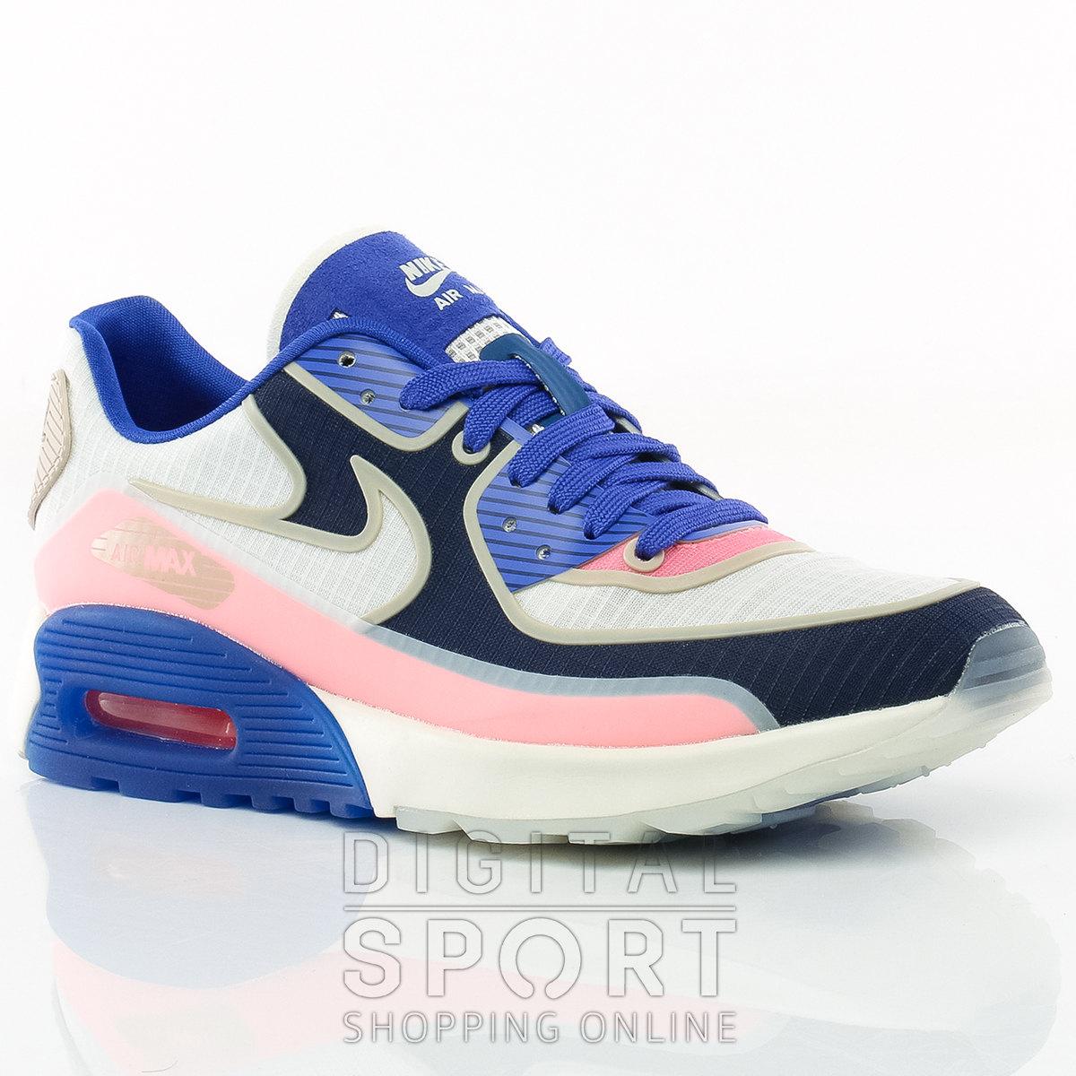 Zapatillas Nike W Air Max 90 Ultra 2.0 Si gris naranja mujer
