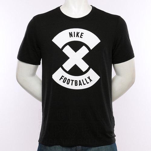 REMERA FOOTBALL X LOGO ffdc9365f7d7f