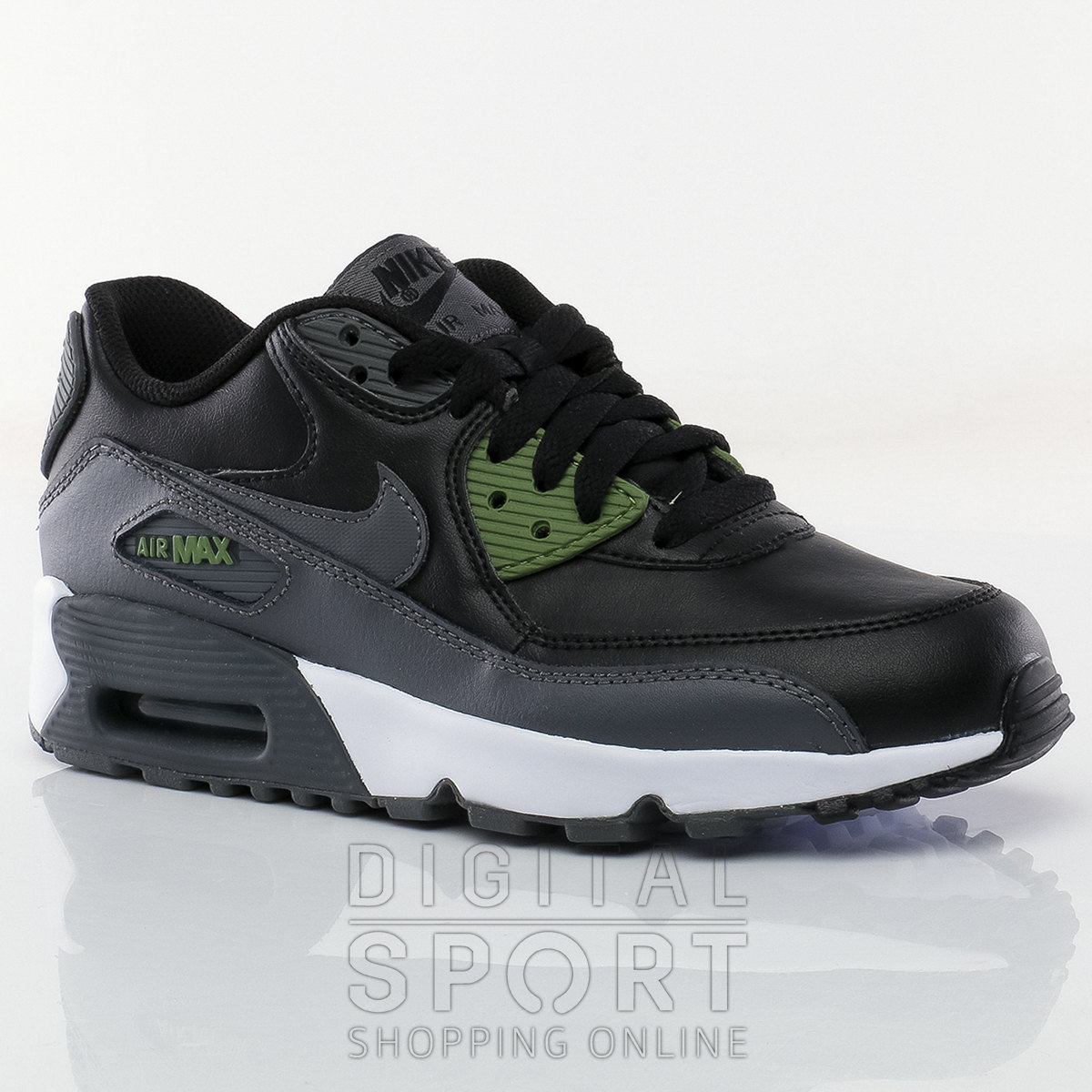 8bdf61054fe ZAPATILLAS AIR MAX 90 LEATHER EN ZAPATILLAS NIKE PARA NIÑO / NIÑA DE MODA