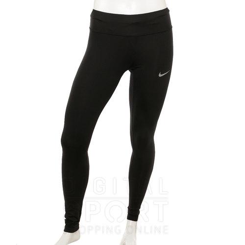 Calza Nike Pkt Gris Oscuro