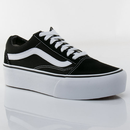 vans old skool negras 41