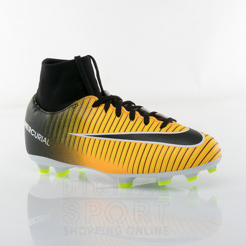 lowest price b4c7a c05e7 BOTINES JR. MERCURIAL VICTORY VI DYNAMIC FIT FG