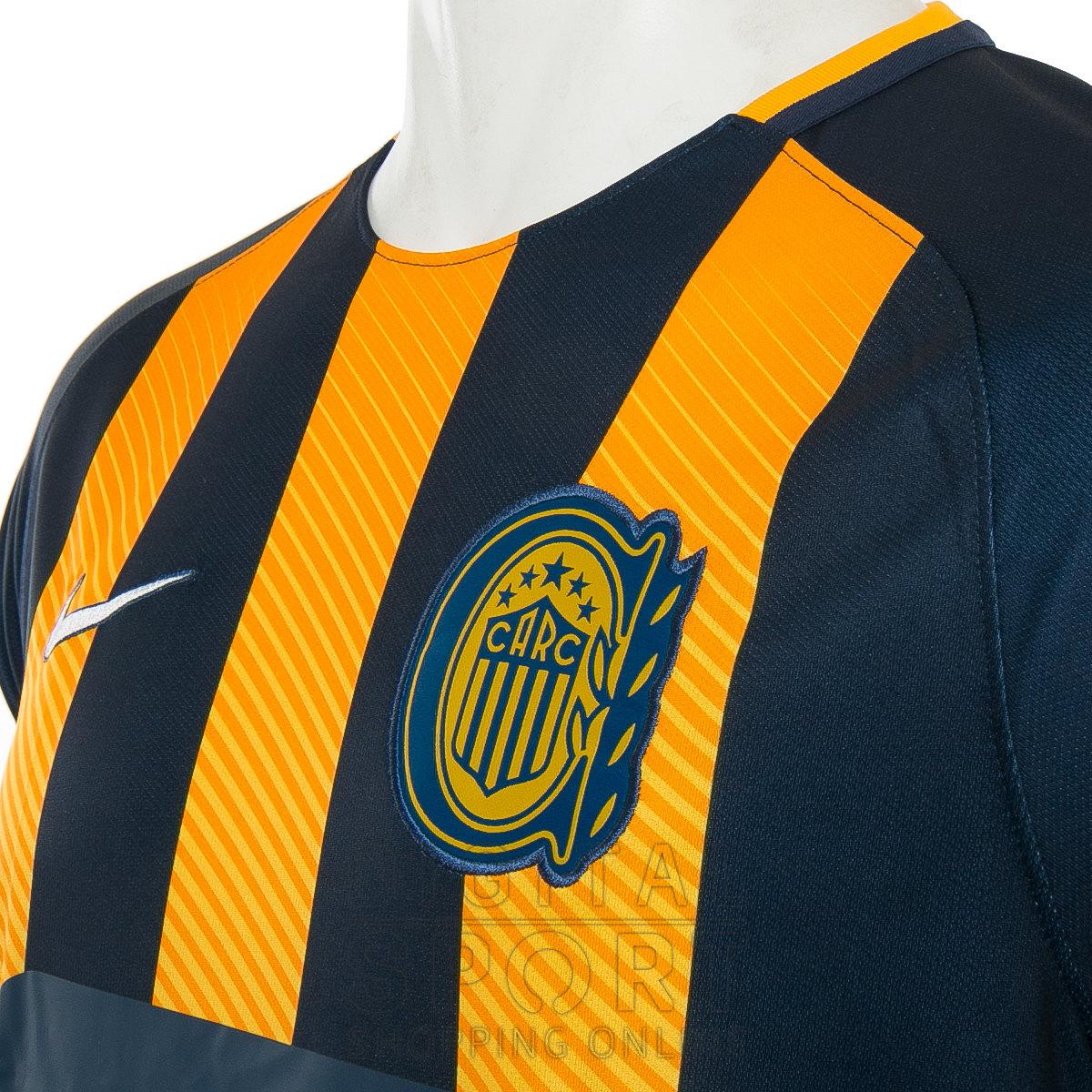 Rosario Central presentó sus camisetas Nike para el 2018