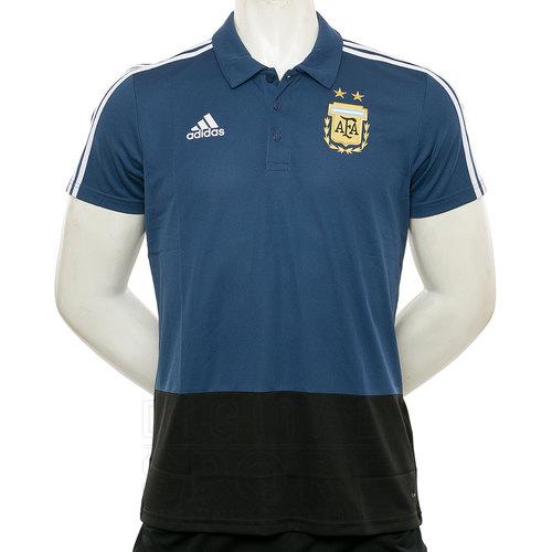 01333b46f03 CHOMBA ARGENTINA AFA POLO RAW EN CHOMBAS ADIDAS PARA HOMBRE DE FUTBOL