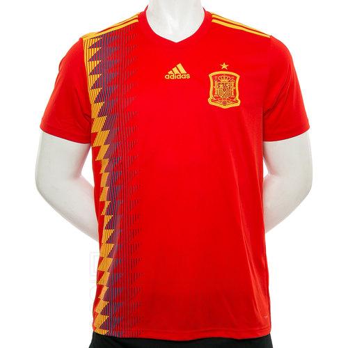 En Para Hombre Camisetas Home Adidas España De Futbol 18 Camiseta vTCqawx