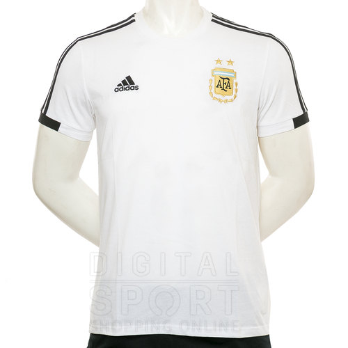 0048afb1e0022 REMERA AFA ARGENTINA EN REMERAS ❯ MANGAS CORTAS ADIDAS PARA HOMBRE ...