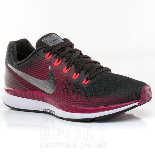 Codigo Promocional Zapatillas Running Nike Negras Blancas