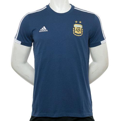 REMERA ARGENTINA AFA RAW EN REMERAS ❯ MANGAS CORTAS ADIDAS PARA ... 1621e1fb4931a
