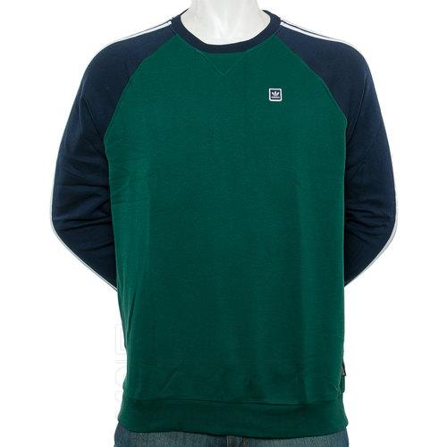 buzo adidas verde