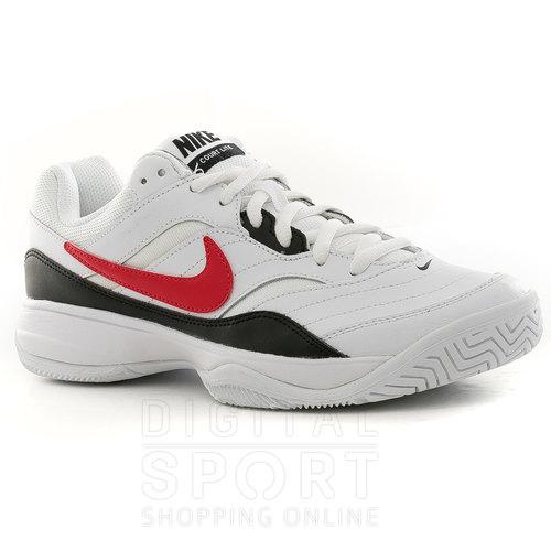 f704e20f6 Zapatillas Court Lite En Zapatillas Nike Para Hombre De Tenis