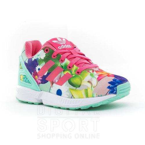 adidas zx flux de niña