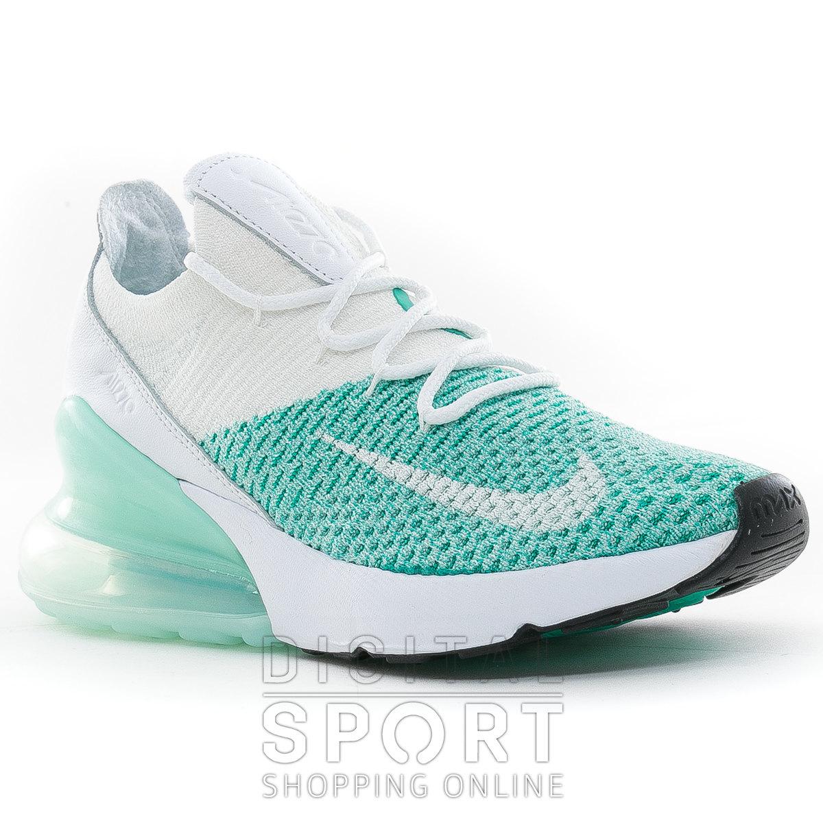 zapatillas nike air max 270 plateado blanco verde br6ba70b2