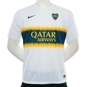 CAMISETA BOCA JUNIORS MATCH AWAY nike 2942a236b0169