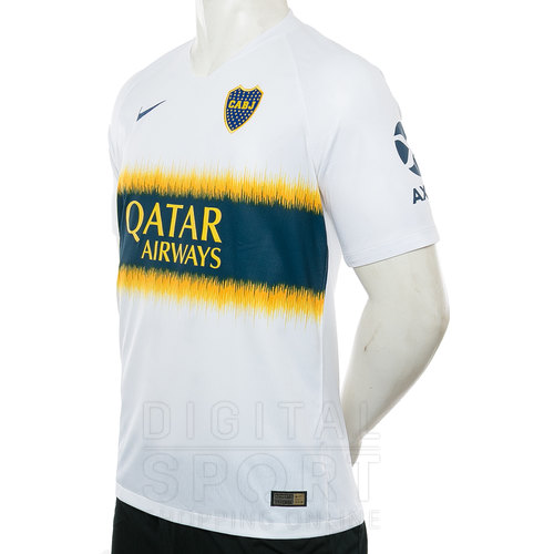CAMISETA BOCA JUNIORS MATCH AWAY