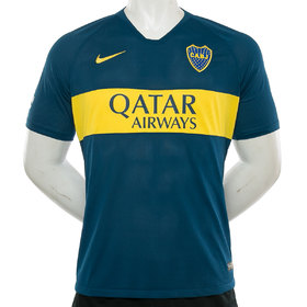 CAMISETA BOCA JUNIORS MATCH HOME nike b1bfb444b15ab
