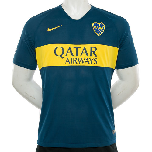 CAMISETA BOCA JUNIORS MATCH HOME nike 1bb032022db7e