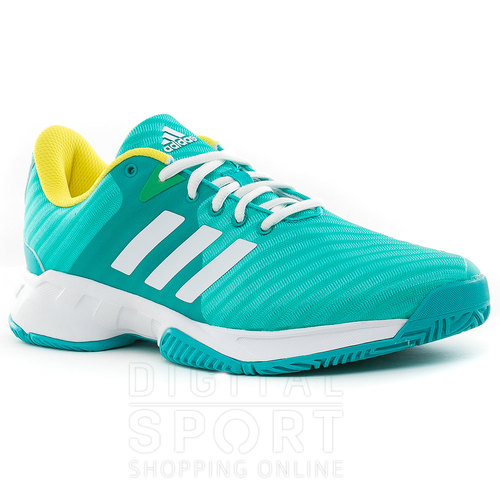 half off 49e19 09099 ZAPATILLAS BARRICADE COURT 3 AQUA