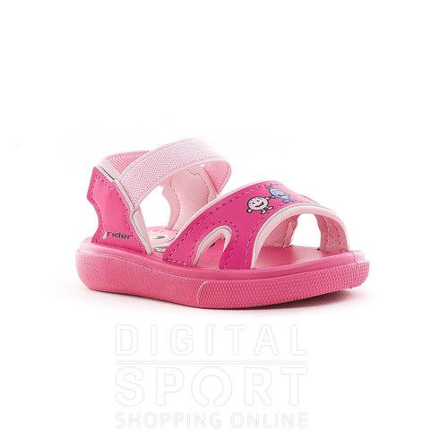 Pink Bebé En Rider Chinelas Para Sandalias Basic De Baby Y WIDHE29