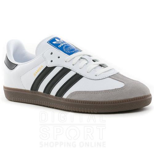 Adidas LOS+E.E.U.U.+9 Adidas Samba Og para hombre cuero