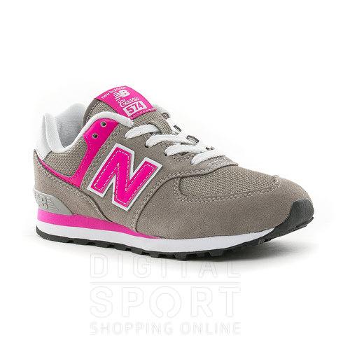 calzado niña new balance