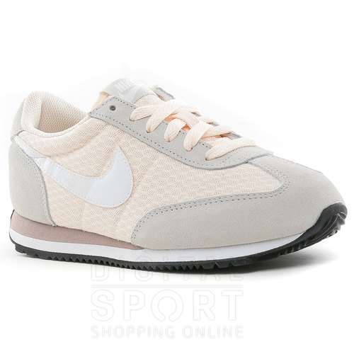 NIKE Zapatillas grises Oceania Textile Mujer