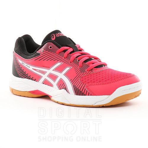 zapatillas asics mujer voleibol