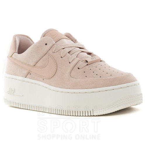 brand new 8c56b 5d90c ZAPATILLAS AIR FORCE 1 SAGE LOW EN ZAPATILLAS NIKE PARA MUJER DE MODA