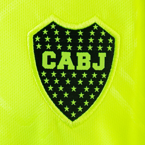 CAMISETA BOCA JUNIORS 3RD KIDS