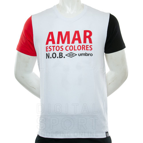 5bbaed72e66b4 REMERA NEWELLS OLD BOYS AMAR COLORES EN REMERAS ❯ MANGAS CORTAS ...