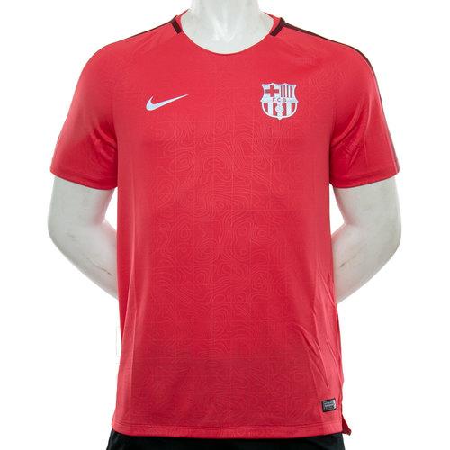 REMERA FC BARCELONA DRY SQUAD TOP EN REMERAS ❯ MANGAS CORTAS NIKE ... 53d0637591a