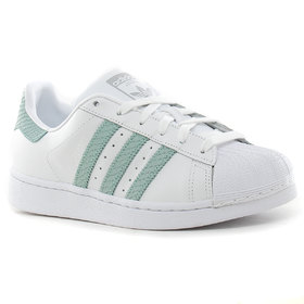 09ca3ae58bc ZAPATILLAS SUPERSTAR W WHITE adidas