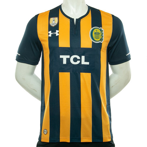 635e79a48 CAMISETA ROSARIO CENTRAL HOME EN CAMISETAS UNDER ARMOUR PARA HOMBRE ...