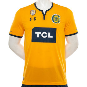 CAMISETA ROSARIO CENTRAL HOME EN CAMISETAS UNDER ARMOUR PARA HOMBRE ... e542429e6506a
