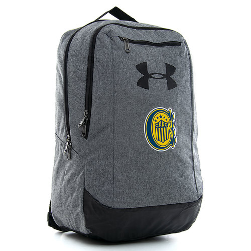 92ec09854 MOCHILA ROSARIO CENTRAL HUSTLE GRAPHITE EN MOCHILAS UNDER ARMOUR ...