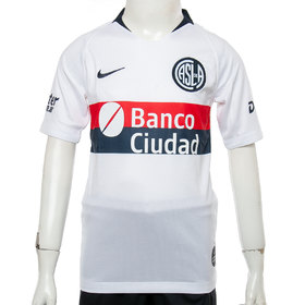 CAMISETA SAN LORENZO STADIUM AWAY KIDS nike 54a0407b9